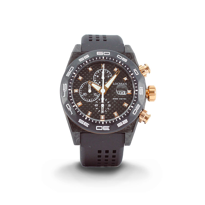 Bijouteries Goldfinger - Collection LOCMAN Stealth 300MT