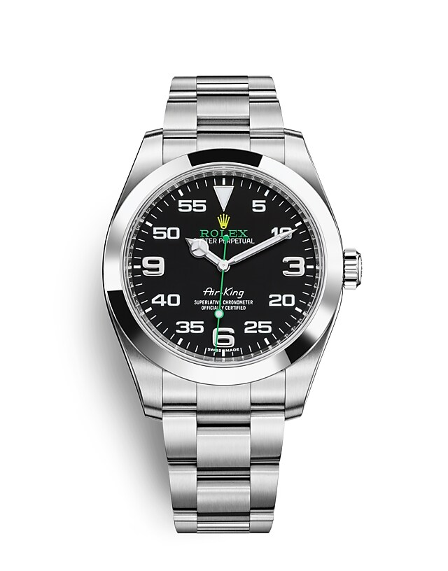 Rolex Air-King at Goldfinger St. Martin