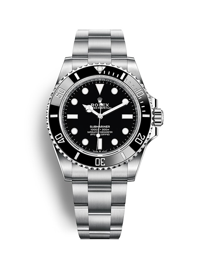 Rolex Submariner at Goldfinger St. Martin