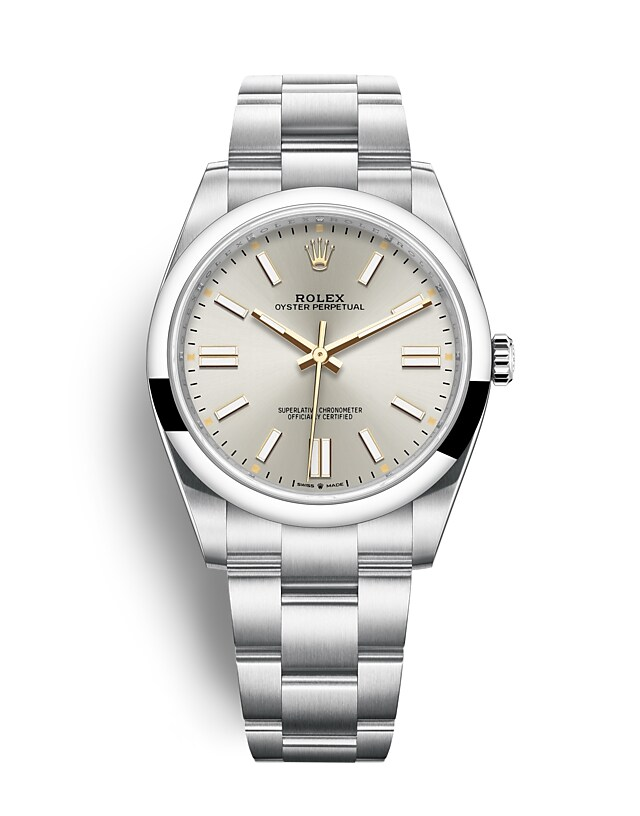 Rolex Oyster Perpetual at Goldfinger St. Martin