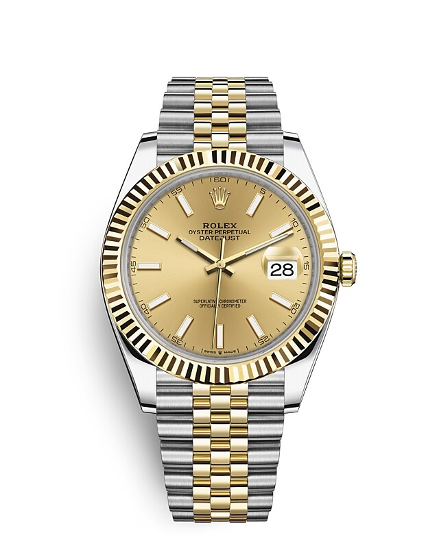 Rolex Datejust at Goldfinger St. Martin