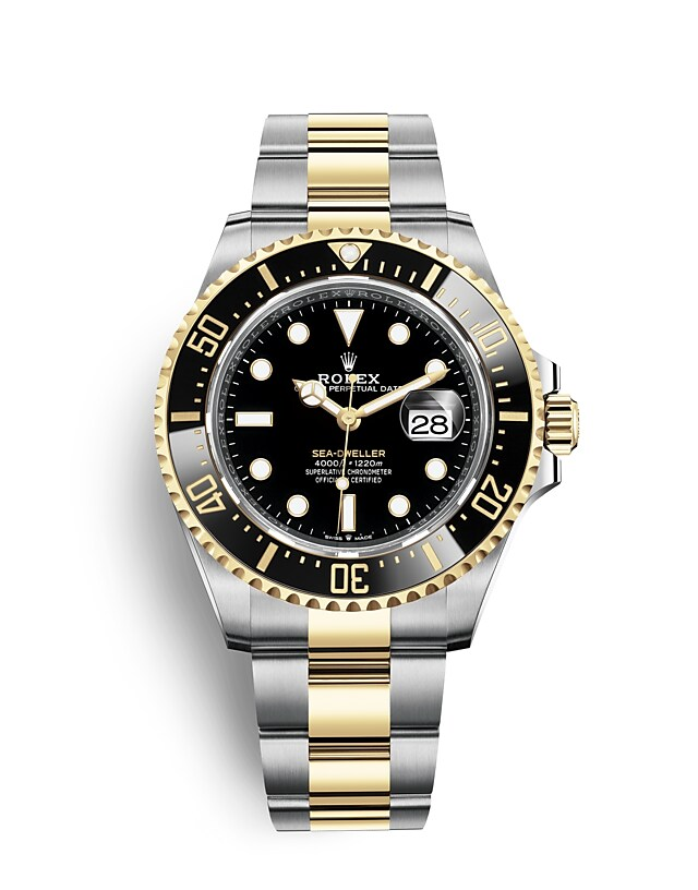 Rolex GMT-Master II at Goldfinger St. Martin