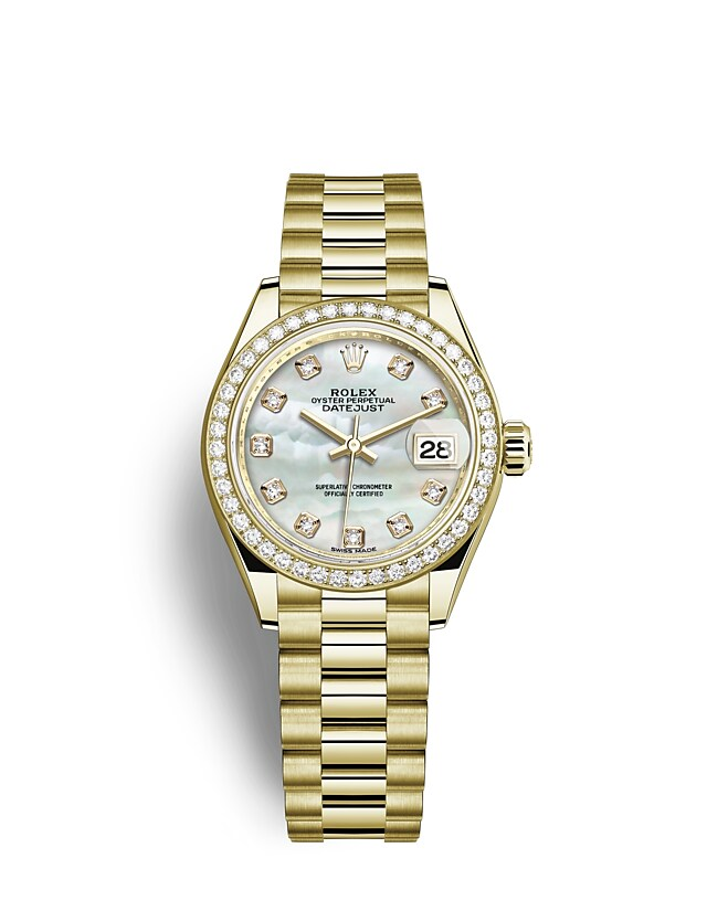 Rolex Lady-Datejust at Goldfinger St. Martin