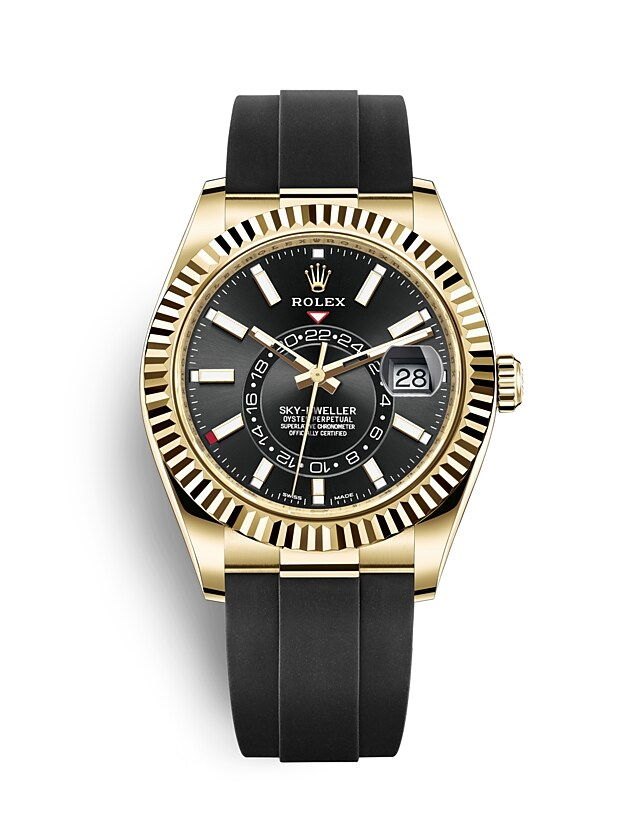 Rolex Sky-Dweller at Goldfinger St. Martin