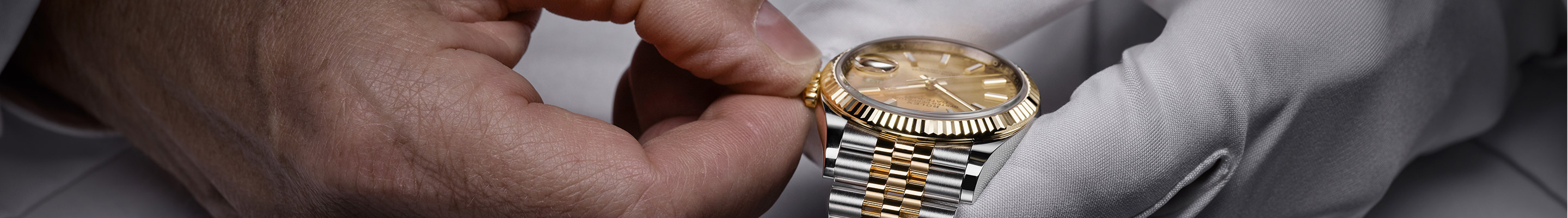 Servicing your Rolex at Goldfinger Jewelries - St. Martin St. Marteen St. Barthelémy - Caribbean