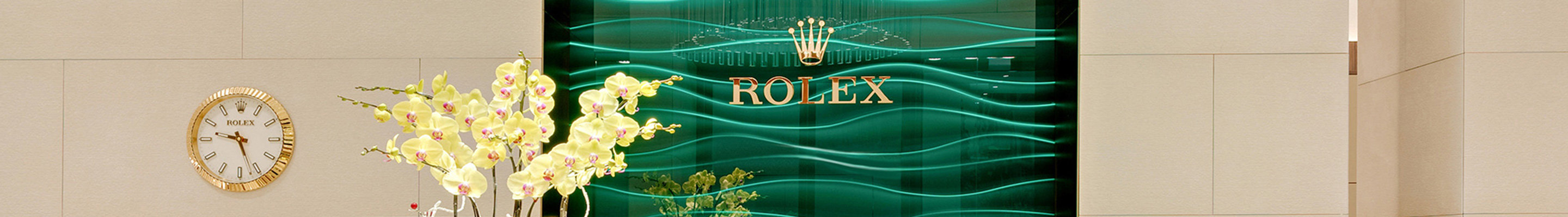 Rolex Showrooms at Goldfinger Jewelries - St. Martin St. Marteen St. Barthelémy - Caribbean
