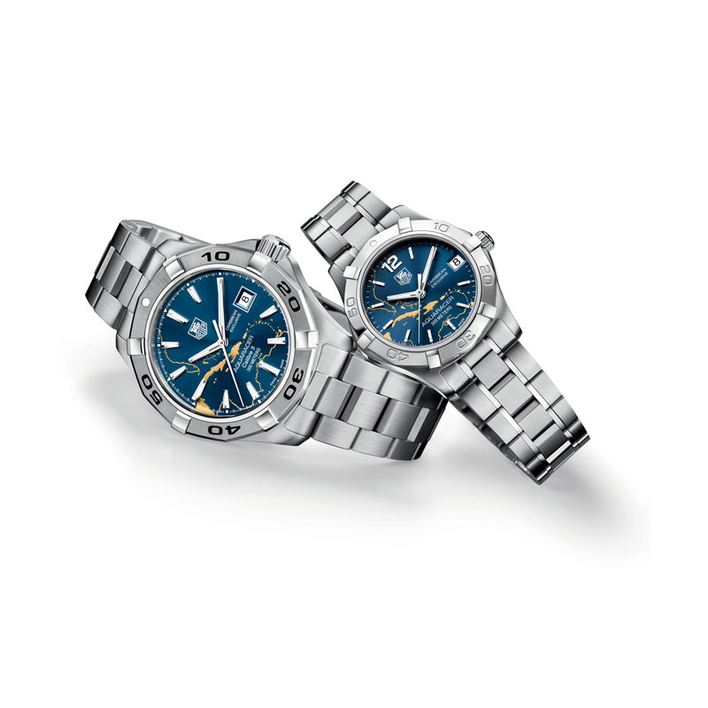 TAG Heuer His & Hers Aquaracer