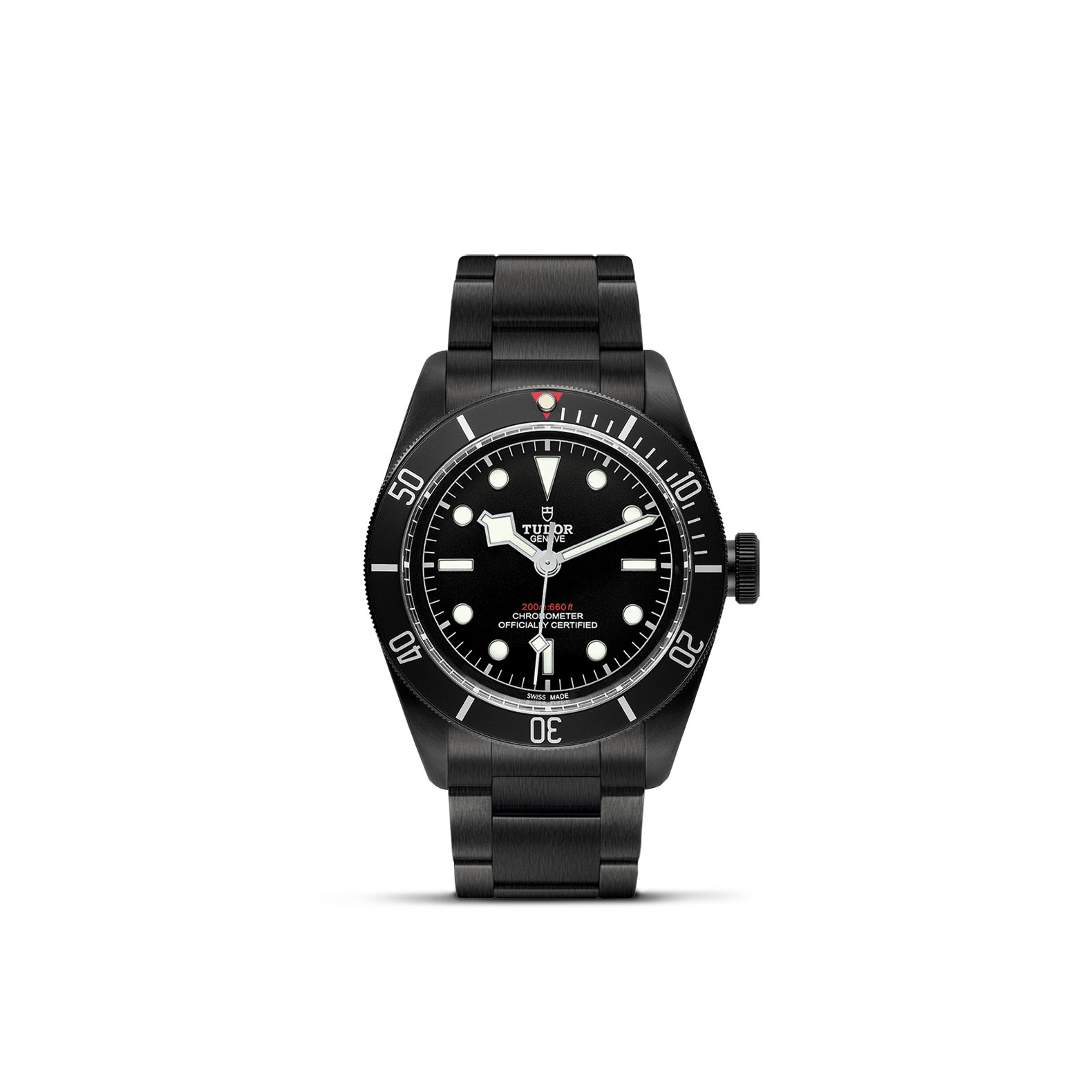 Goldfinger Jewelry TUDOR Black Bay collection